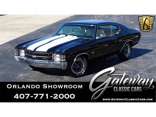 1971 Chevrolet Chevelle (CC-1452971) for sale in O'Fallon, Illinois