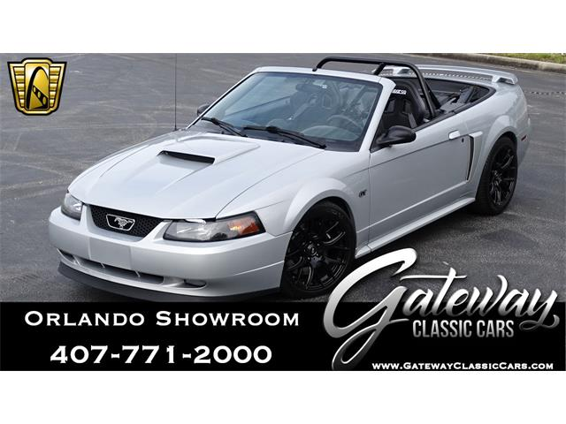 2002 Ford Mustang (CC-1452972) for sale in O'Fallon, Illinois