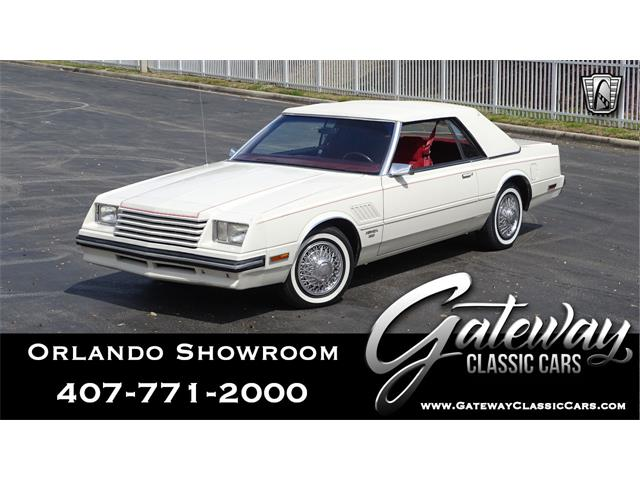 1983 Dodge Mirada (CC-1452977) for sale in O'Fallon, Illinois