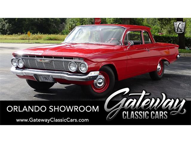 1961 Chevrolet Biscayne (CC-1452985) for sale in O'Fallon, Illinois