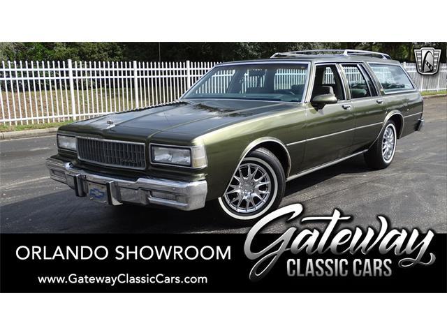 1987 Chevrolet Caprice (CC-1452997) for sale in O'Fallon, Illinois