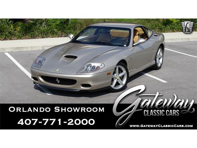2003 Ferrari 575M Maranello (CC-1452999) for sale in O'Fallon, Illinois
