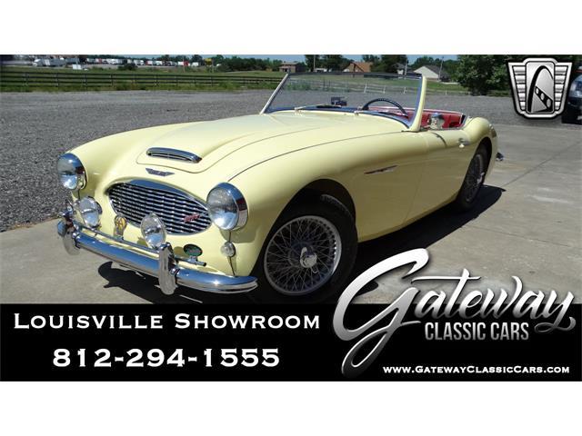 1961 Austin-Healey 3000 (CC-1450003) for sale in O'Fallon, Illinois