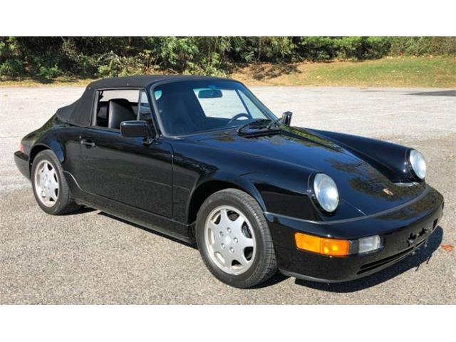 1991 Porsche 911 Carrera (CC-1450300) for sale in Cadillac, Michigan