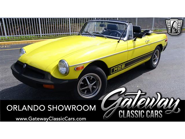1978 MG MGB (CC-1453002) for sale in O'Fallon, Illinois
