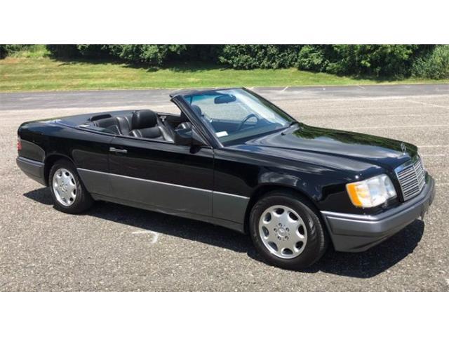 1995 Mercedes-Benz E320 (CC-1450302) for sale in Cadillac, Michigan