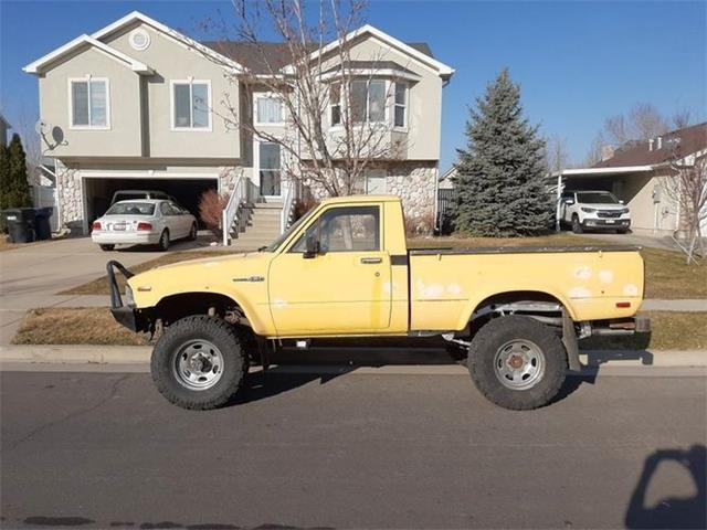 1983 Toyota Pickup (CC-1450303) for sale in Cadillac, Michigan