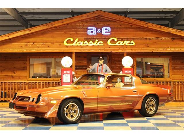 1980 Chevrolet Camaro (CC-1453039) for sale in New Braunfels , Texas