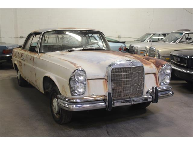 1961 Mercedes-Benz 220 (CC-1453043) for sale in CLEVELAND, Ohio