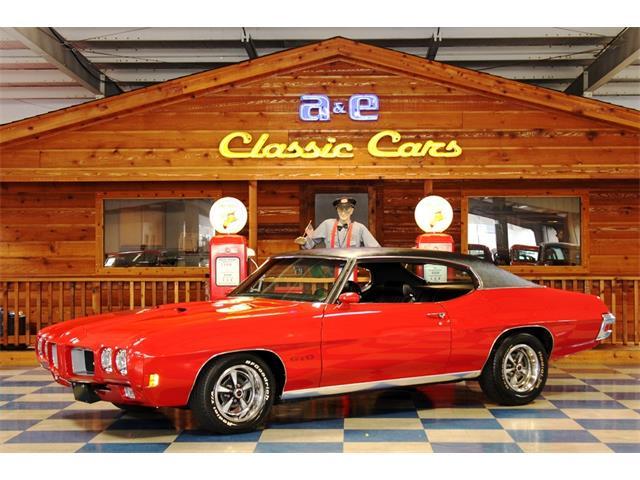 1970 Pontiac GTO (CC-1453044) for sale in New Braunfels, Texas