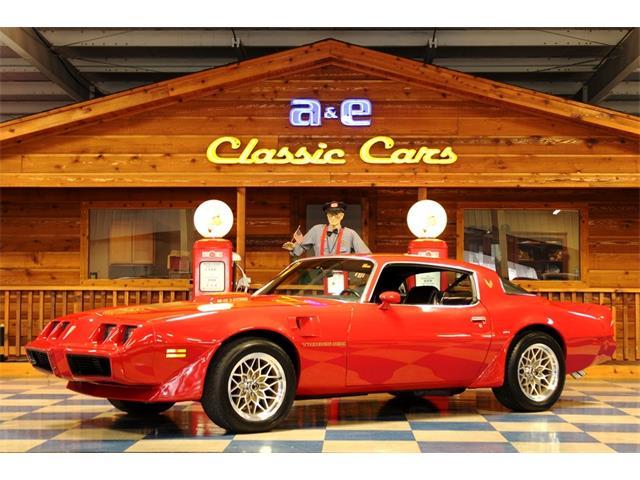 1981 Pontiac Firebird Formula Trans Am (CC-1453047) for sale in New Braunfels , Texas