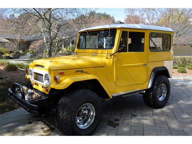 1967 Toyota Land Cruiser FJ40 (CC-1453050) for sale in Woodside, California