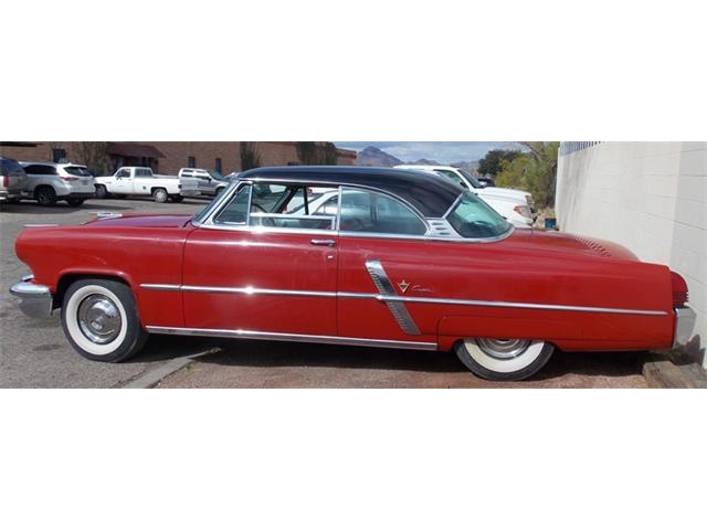 1953 Lincoln Capri (CC-1453054) for sale in Tucson, AZ - Arizona