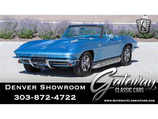 1966 Chevrolet Corvette (CC-1453100) for sale in O'Fallon, Illinois