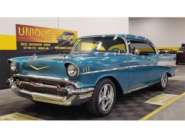 1957 Chevrolet Bel Air (CC-1453111) for sale in Mankato, Minnesota
