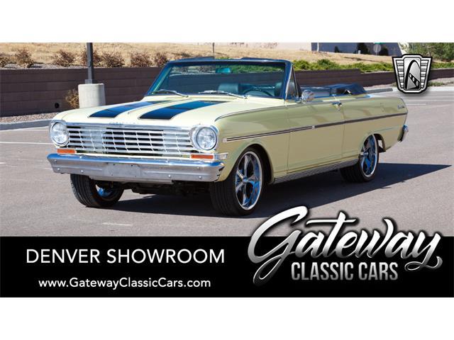 1963 Chevrolet Nova (CC-1453112) for sale in O'Fallon, Illinois