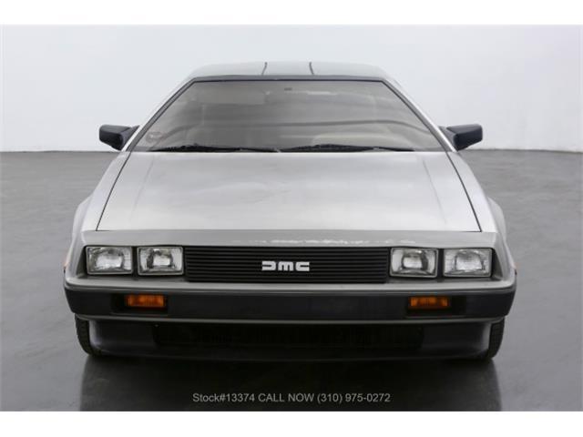 1981 DeLorean DMC-12 (CC-1453122) for sale in Beverly Hills, California