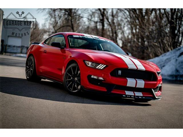 2016 Ford Mustang (CC-1453125) for sale in Grand Rapids, Michigan