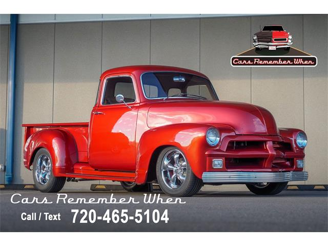 1954 Chevrolet 3100 (CC-1450313) for sale in Englewood, Colorado