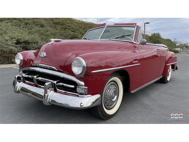1951 Plymouth Cranbrook (CC-1453138) for sale in Fairfield, California