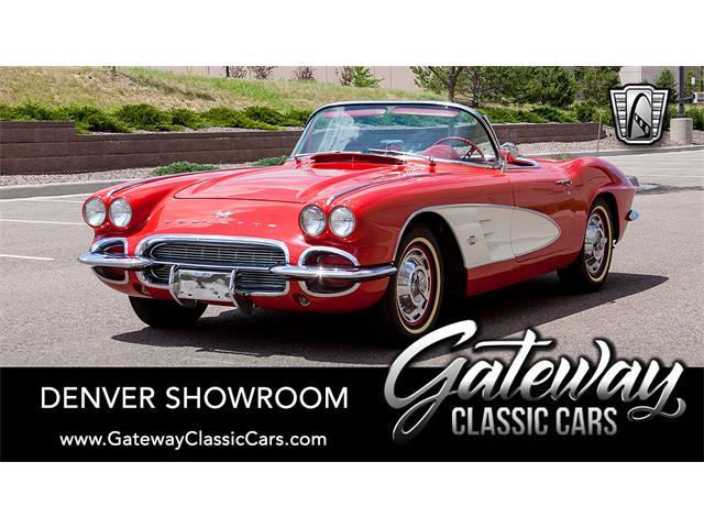 1961 Chevrolet Corvette (CC-1453153) for sale in O'Fallon, Illinois