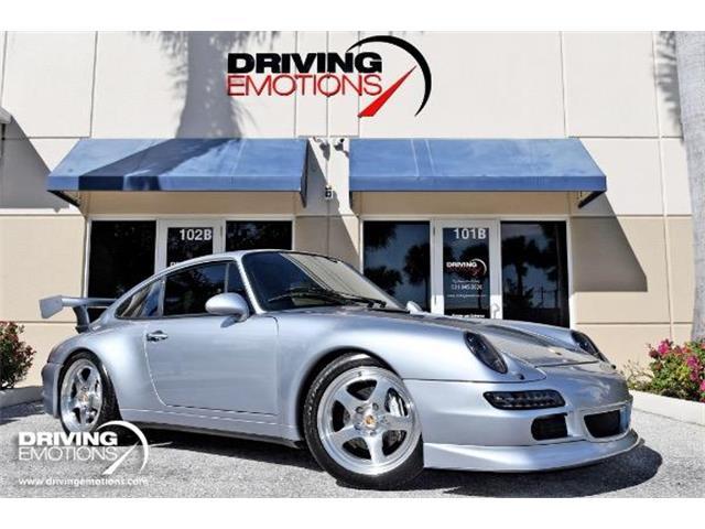 1996 Porsche 911 Carrera (CC-1453178) for sale in West Palm Beach, Florida