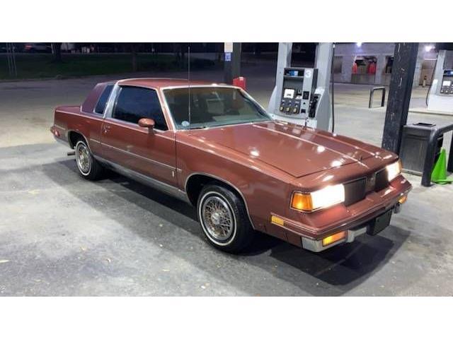 1987 Oldsmobile Cutlass (CC-1453182) for sale in Cadillac, Michigan