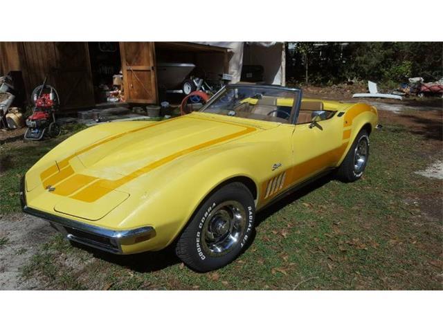 1969 Chevrolet Corvette (CC-1453184) for sale in Cadillac, Michigan