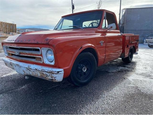 1967 Chevrolet C10 (CC-1453186) for sale in Cadillac, Michigan