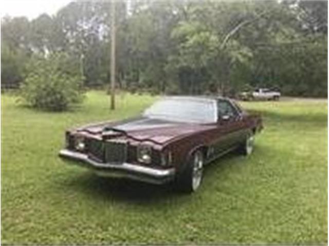 1974 Pontiac Grand Prix (CC-1453191) for sale in Cadillac, Michigan