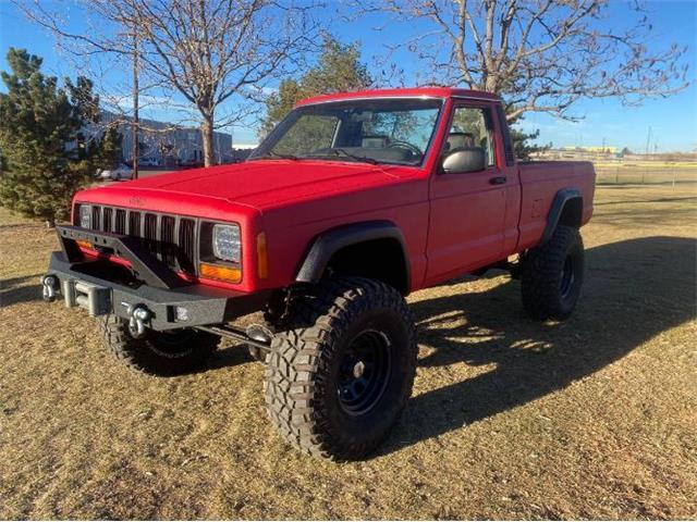 1990 Jeep Comanche (CC-1453195) for sale in Cadillac, Michigan
