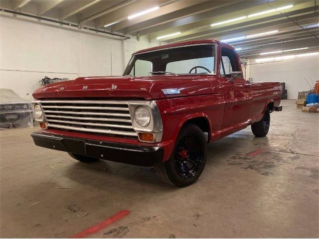 1967 Ford F100 (CC-1453200) for sale in Cadillac, Michigan
