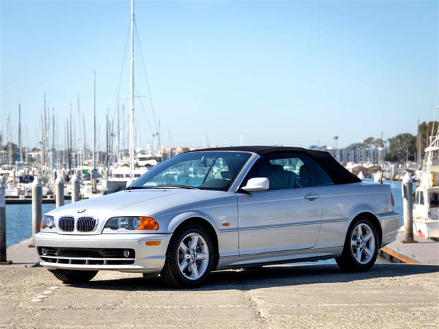 2002 BMW 3 Series (CC-1453214) for sale in Marina Del Rey, California