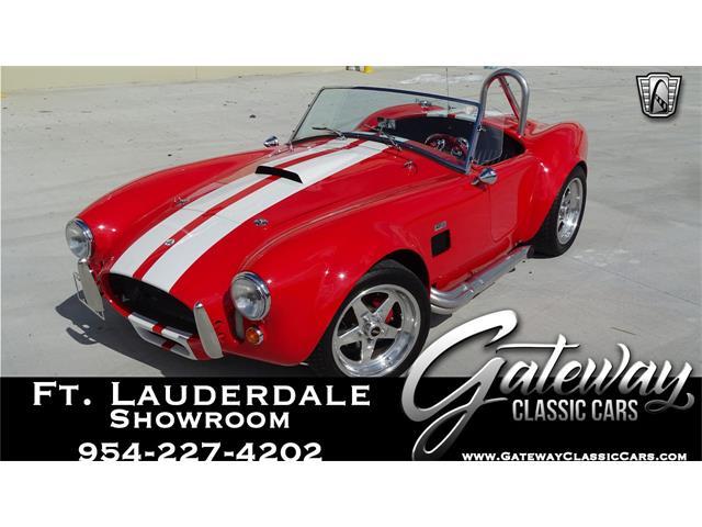 1965 Cobra Roadster (CC-1453235) for sale in O'Fallon, Illinois