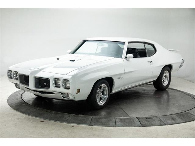 1970 Pontiac GTO (CC-1453241) for sale in Cedar Rapids, Iowa