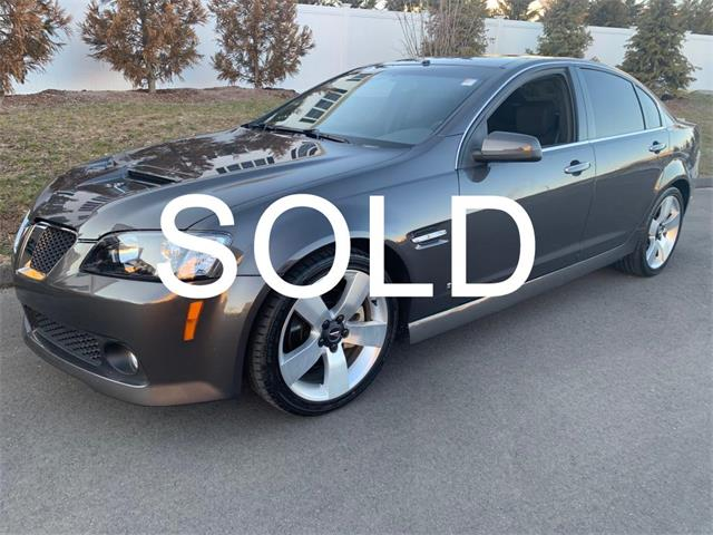 2008 Pontiac G8 (CC-1453243) for sale in Milford City, Connecticut