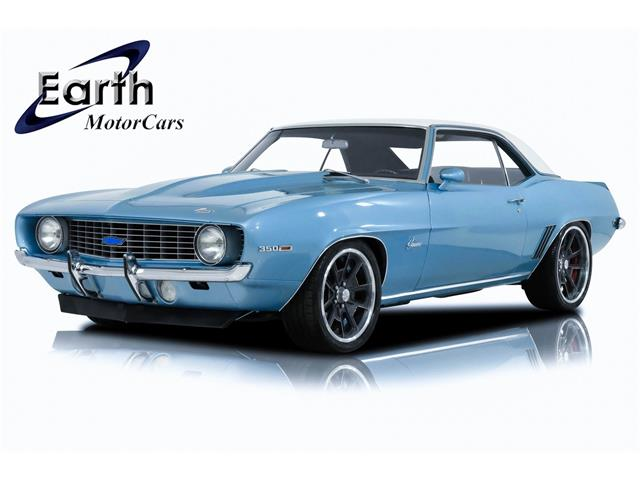 1969 Chevrolet Camaro RS/LT (CC-1453247) for sale in Carrollton, Texas