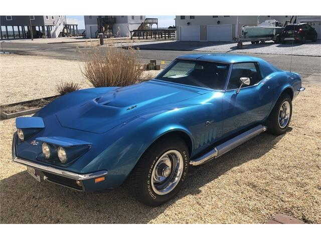 1969 Chevrolet Corvette (CC-1453256) for sale in Tuckerton, New Jersey