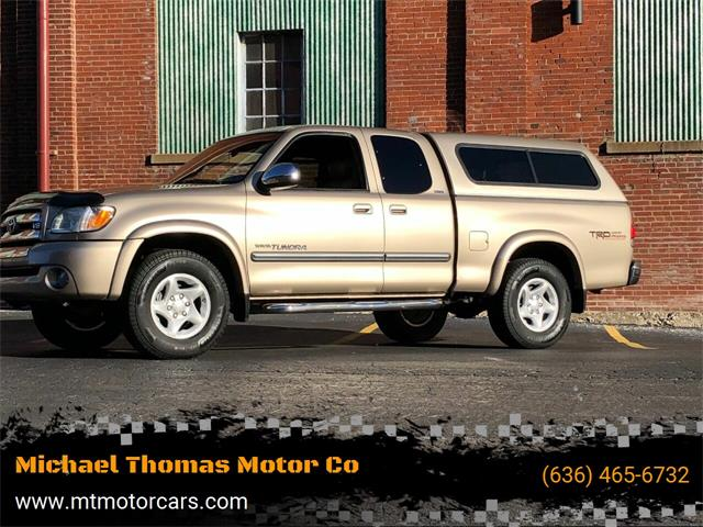 2004 Toyota Tundra (CC-1450326) for sale in Saint Charles, Missouri