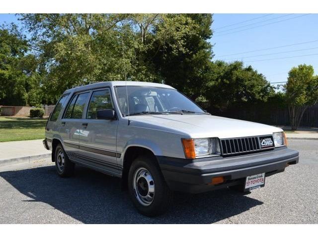 1985 Toyota Tercel (CC-1453263) for sale in San Jose, California