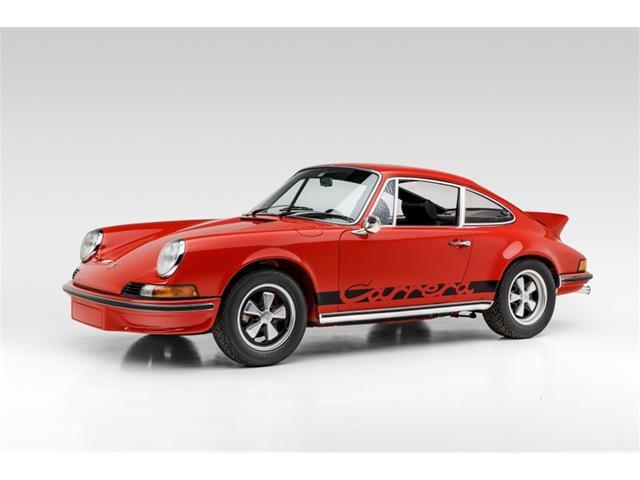 1973 Porsche 911 (CC-1453270) for sale in Costa Mesa, California