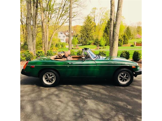 1980 MG MGB (CC-1453278) for sale in Delray Beach, Florida