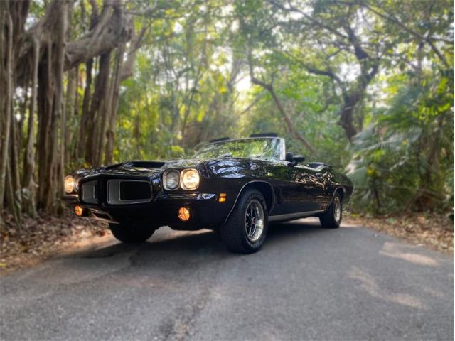 1972 Pontiac LeMans (CC-1453279) for sale in Delray Beach, Florida