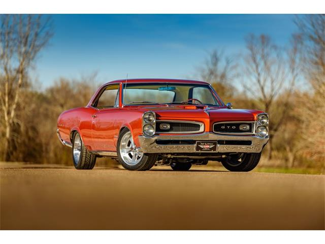1966 Pontiac GTO (CC-1450328) for sale in Collierville, Tennessee