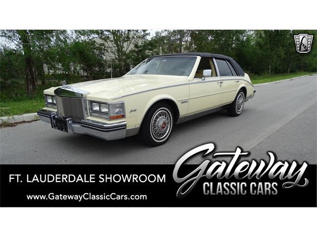 1983 Cadillac Seville (CC-1453288) for sale in O'Fallon, Illinois