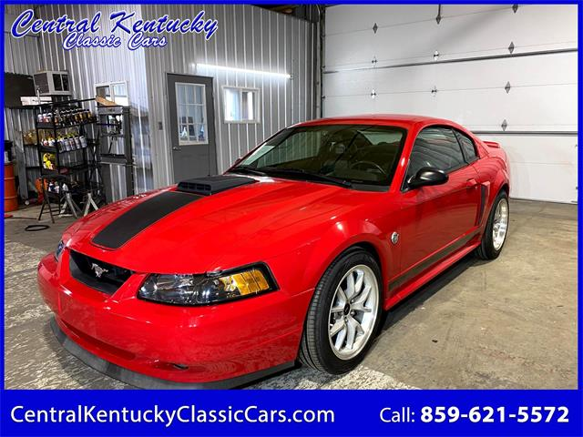 2004 Ford Mustang (CC-1453334) for sale in Paris , Kentucky