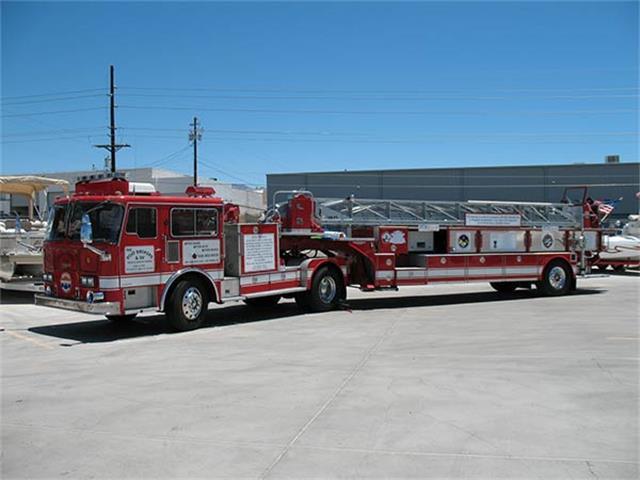 1983 Seagrave Fire Truck (CC-1450335) for sale in Lake Havasu, Arizona