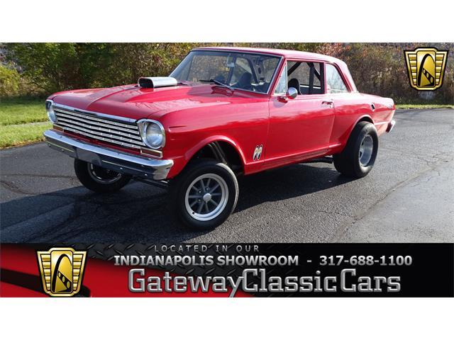 1962 Chevrolet Nova (CC-1453370) for sale in O'Fallon, Illinois