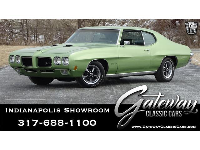1970 Pontiac GTO (CC-1453373) for sale in O'Fallon, Illinois