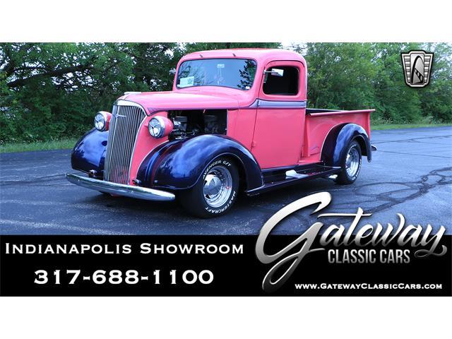 1937 Chevrolet Pickup (CC-1453378) for sale in O'Fallon, Illinois